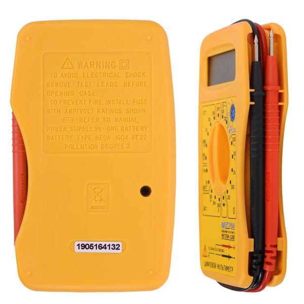 Карманный цифровой мультиметр 12800 (к0000007585)