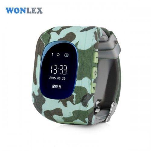 Умные часы Wonlex Q50 Patriot